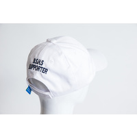 Supporter Cap with Corporate Logo