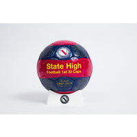 Football Team Ball - 1st w/stand