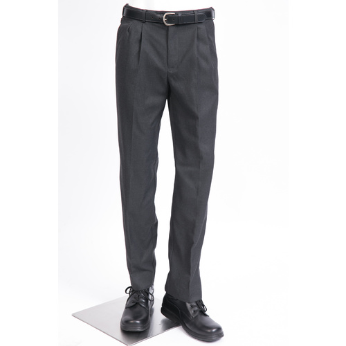 Trousers Grey Formal Size 08