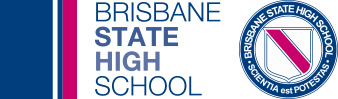 Brisbane State High School P & C Association Logo